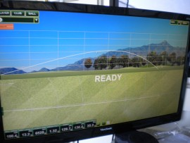 Trackman, the very best in launch monitor technology.