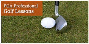 PGA Professional Golf Lessons